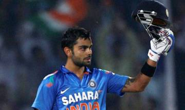 Virat Kohli notches up 30th ODI ton against Sri Lanka, equals Ricky Ponting's record