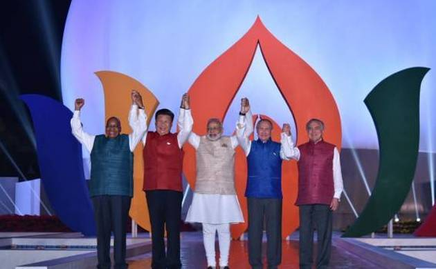 Five Banks Of Brics Nations Sign Agreement To Establish Credit Lines