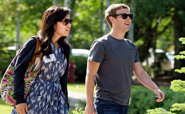This is why Mark Zuckerberg and Priscilla Chan can't be blocked on Facebook