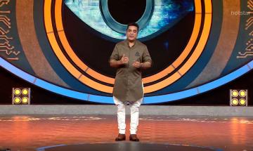 Bigg Boss Tamil: Kamal Haasan gives emotional speech on NEET activist Anitha's suicide