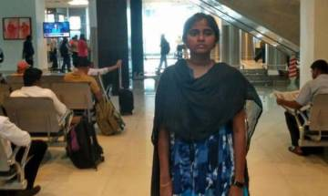 Family members of Anitha, the Dalit girl who took NEET fight to Supreme Court, returns govt's Rs7 Lakh cheque