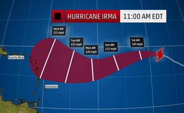Hurricane Irma: Category 5 storm to disrupt lives in northern caribbean, state of emergency declared in Florida