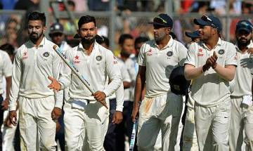 India to play 5 Tests, 3 ODIs and 3 T20Is against England in 2018