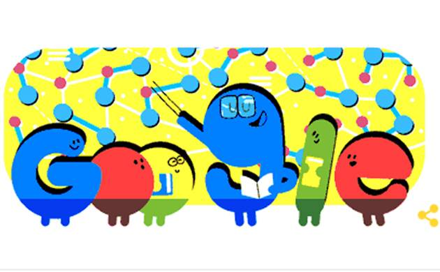 Teachers' Day: Google dedicates doodle to celebrate this special day (Source: Google)