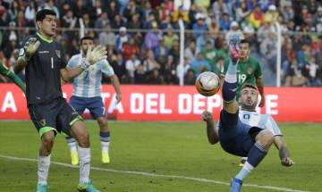 FIFA 2018 World Cup Qualifiers: Argentina's draw, Chile's loss puts South American powerhouses' qualification in jeopardy