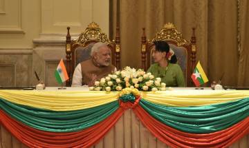 Highlights | PM Modi in Nay Pyi Taw: 'We share your concerns about extremist violence in Rakhine state'