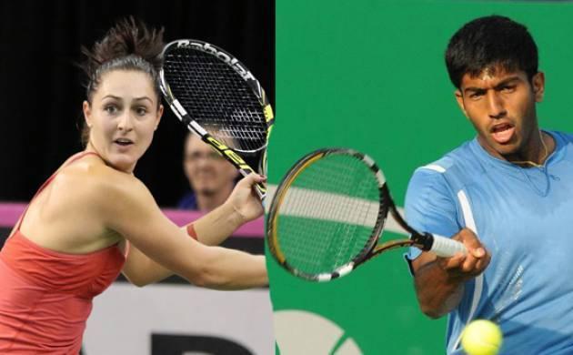 US Open: Rohan Bopanna and Gabriela Dabrowski