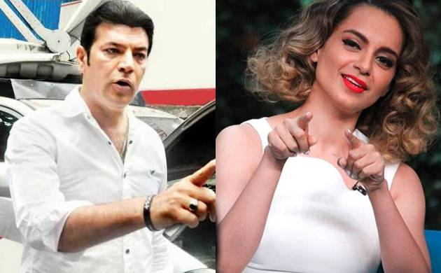 Kangana has been very vocal and unabashed about Aditya Pancholi (File image)
