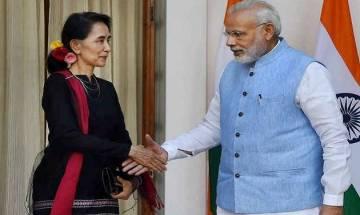 PM Modi shares Myanmar's concerns about extremist violence in Rakhine