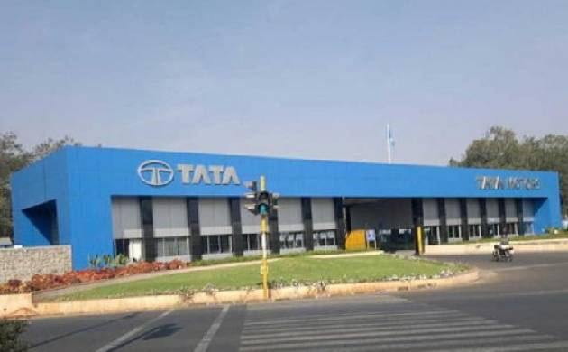 Workers of Tata Motors protest over revised wage continue, production affected. (Source: PTI)