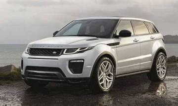 Jaguar Land Rover plans to sell only electric, hybrid car models  from 2020