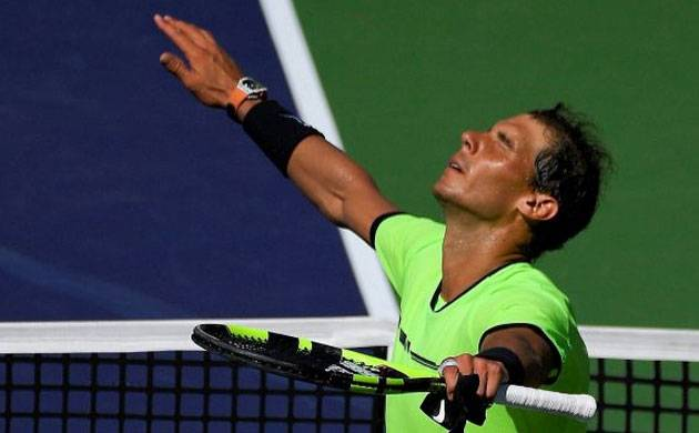 US Open: Nadal trounces Rublev in straight sets to reach semis