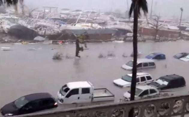 Hurricane Irma rips through Caribbean, destroys Barbuda, Saint Martin
