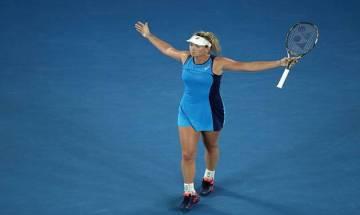 US Open 2017: CoCo Vandeweghe upsets top seed Karolina Pliskova in women's singles quarters