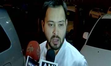 Tejashwi sends polite letter to Nitish, makes request to allow him continue in palatial bungalow