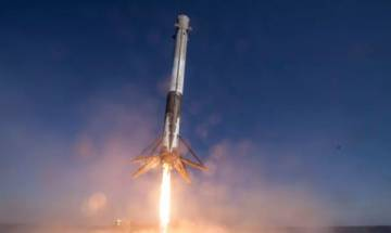 SpaceX launches Falcon 9 rocket carrying unmanned X-37B NASA's Kennedy Space Center