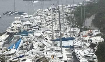 Hurricane Irma moves towards Florida forcing evacuation of 5.6 million people