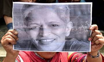 Gauri Lankesh murder: Writing against RSS might have been the reason for her death, says BJP MLA