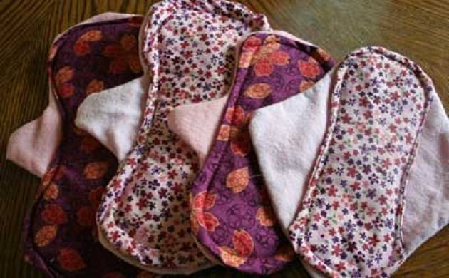 Why health workers in Maha villages collecting used sanitary pads?
