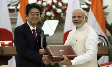 PM Modi, Shinzo Abe to lay foundation stone for bullet-train on September 14