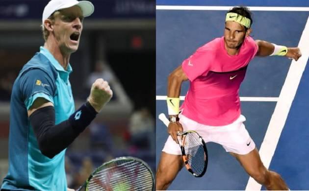Rafael Nadal to battle Kevin Anderson in US Open men's singles final