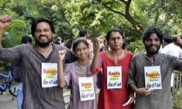JNUSU election 2017: United-Left alliance defeat ABVP, retain all four seats