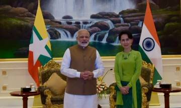 Rohingya crisis: India asks Myanmar to handle situation with restraint