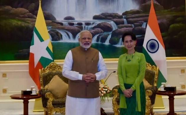 Rohingya crisis: India asks Myanmar to handle situation with restraint (File/MEA India)
