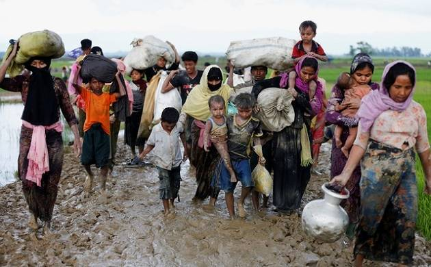 Rohingya crisis: Myanmar rejects temporary ceasefire declared by Muslim Rohingya insurgents. (File Photo)
