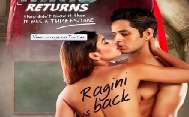 Ragini MMS Returns: Karishma Sharma, Siddharth Gupta sets internet all heat up
