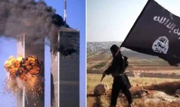 Islamic State: A rebound of 9/11 attacks and America's subsequent global war on terror