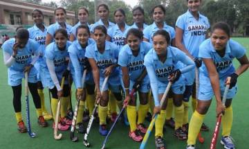 Hockey: Indian women's team draw against Belgium junior men's side