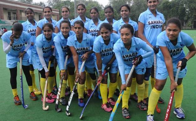 The Indian women's hockey team (file photo)