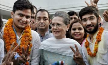 DUSU: NSUI dethrones ABVP; Congress celebrates, credits victory to Rahul Gandhi's US speech