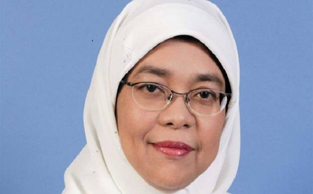 Halimah Yacob named Singapore's first female president (File Photo)
