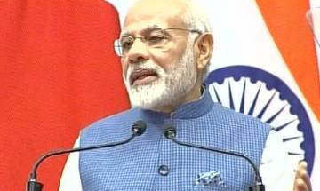 PM Modi: 'Thank my friend Abe, he assured that there should be no glitches in Bullet train project'
