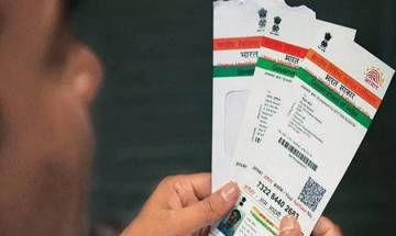 Centre plans to link Aadhaar card to get driving licence