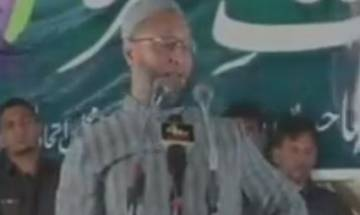 Asaduddin Owaisi slams PM Modi, says why cannot he accept Rohingya refugees as his brothers