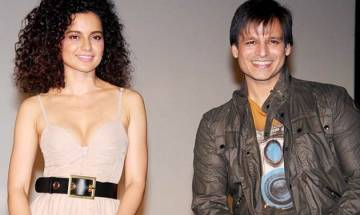 Kangana vs Hrithik controversy: Vivek Oberoi lauds Queen actress for speaking her heart