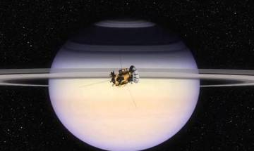 Where did NASA's Cassini took its final plunge? Watch here