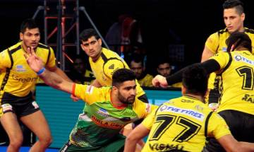 Pro-Kabaddi League 2017: Patna Pirates inflict massive 46-30 defeat to Telugu Titans