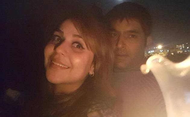 CONFIRMED! Kapil Sharma and Ginni Chatrath are still together