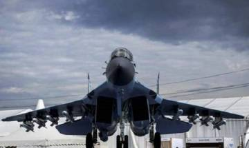 Russia eyes deal to supply military jets to Indian Navy