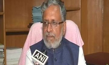Bihar youths to get tablets under 'Skill Development Program', says deputy CM Sushil Modi