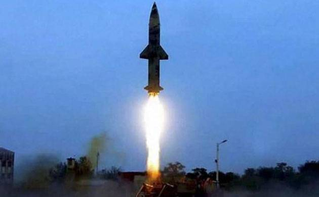 North Korea launches intermediate range missile over Japan (File photo)