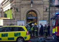 Police arrest second man in London tube bomb attack