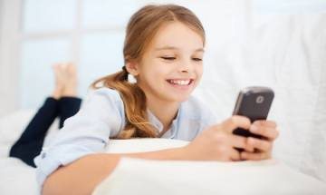 Kids who own cellphones more likely to be cyberbullied says study