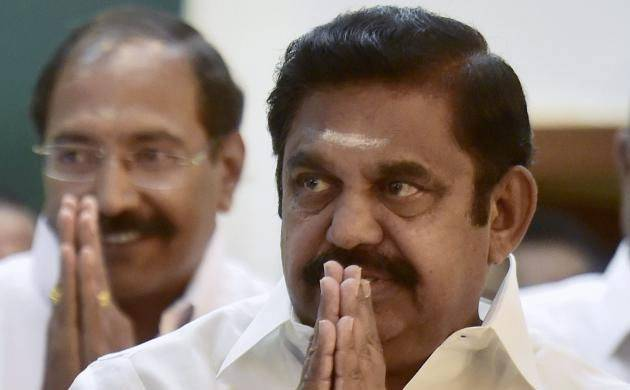 TN CM K Palanisami of colluding with DMK to topple his govt