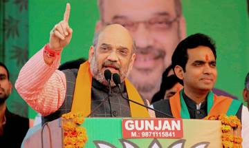 Gujarat Riot Case: Amit Shah stands witness to Maya Kodnani before special SIT court, says she was with him in assembly
