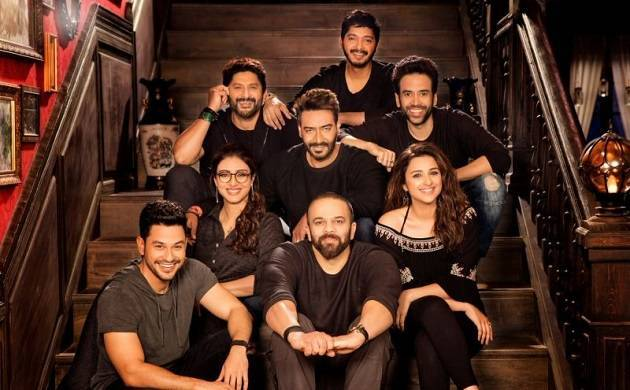 Golmaal Again Motion Picture is out (Picture Credits- PTI)